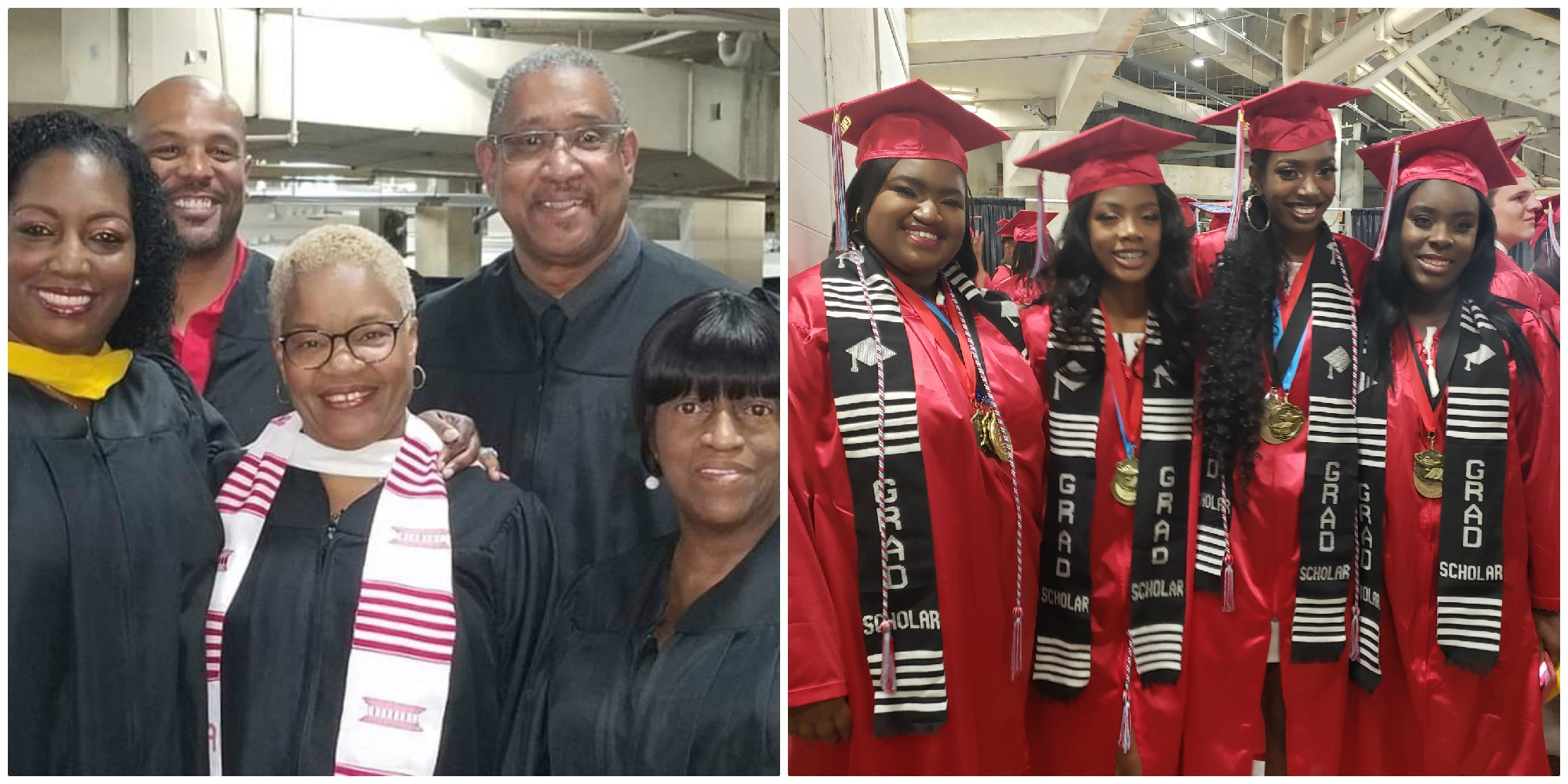 Austin-East High School's Legacy Graduation and Class of